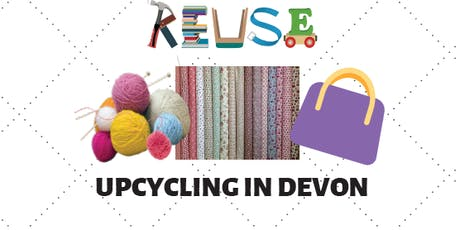 Upcycling craft workshop - bags and clothes tickets