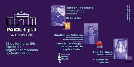 Segunda Temporada Paiol Digital ingressos