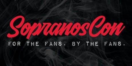 SopranosCon tickets