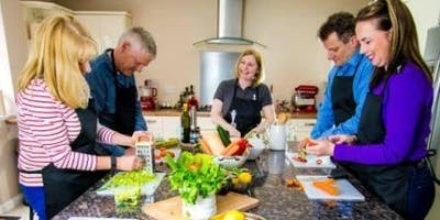 Master Veg Cookery Class - Gosforth - September