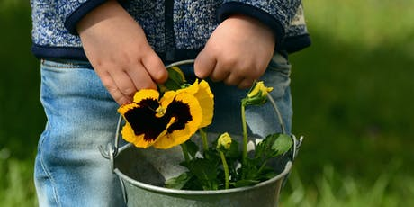 Free Family Gardening Club tickets