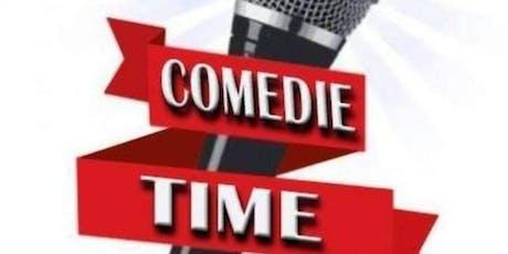 Comédie Time #29 billets