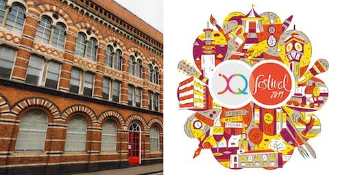 Introduction to owning a listed building - Jewellery Quarter Festival 2019