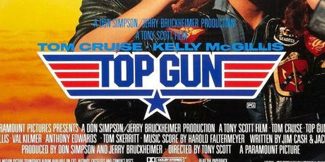 Top Gun Outdoor Cinema Experience tickets