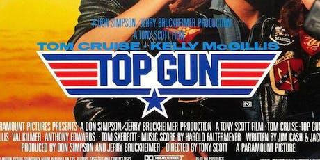 Top Gun Outdoor Cinema Experience tickets