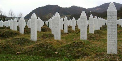 Kirklees Srebrenica Memorial Day Commemoration 2019