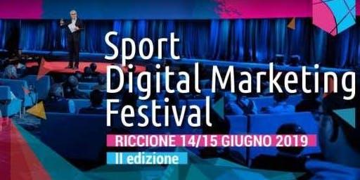 Sport Digital Festival 2019 | Offerta Hotel a Riccione Beach Hotel