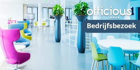 Bedrijfsbezoek Officious | Papendrecht | 19 september 2019 tickets