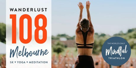 Wanderlust 108 Melbourne 2019 tickets