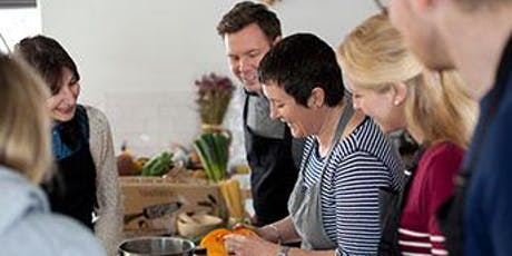 Master Veg Cookery Class - Gosforth - October tickets