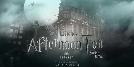 Wizards & Witches Afternoon tea at The Shankly Hotel tickets