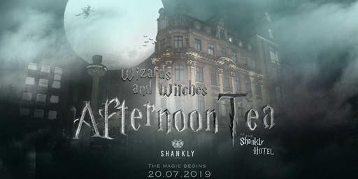 Wizards & Witches Afternoon tea at The Shankly Hotel