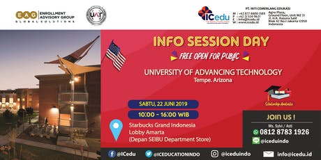 University of Advancing Technology - Info Session  tickets