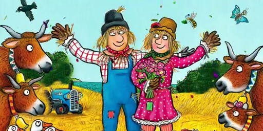 The Scarecrows Wedding Parent & Child Session 18m-8yrs
