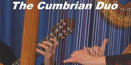 The Cumbrian Duo (Guitar and Harp Recital)