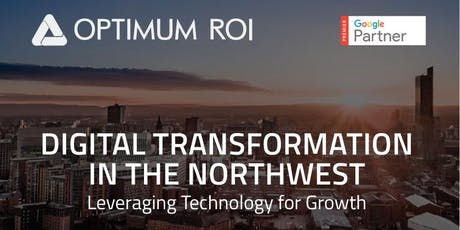 Digital Transformation In The Northwest - Leveraging Technology For Growth tickets