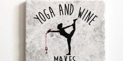 Yoga and Wine & Beer
