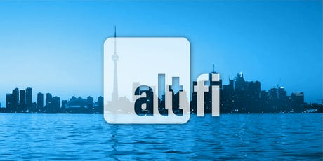 AltFi Toronto Summit 2019 tickets