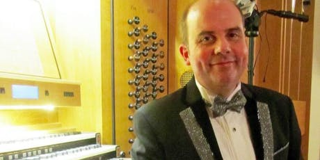 Alexander Ffinch: Organ Recital tickets