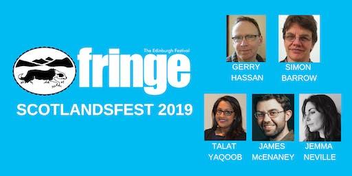 Scotlandsfest 2019: The Scottish Parliament - visions of Scotland the Brave