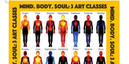 Mind, Body, Soul: 3 Art Classes