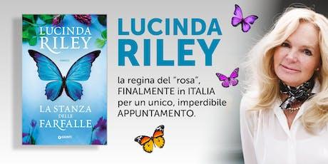 Lucinda Riley in Italia biglietti