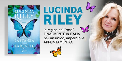 Lucinda Riley in Italia