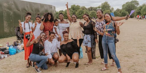 Uk Black Female Photographers Beach Meet Up
