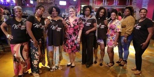 I Love Women Ceos Monday Night Networking at Uno Pizzeria in Norfolk VA.