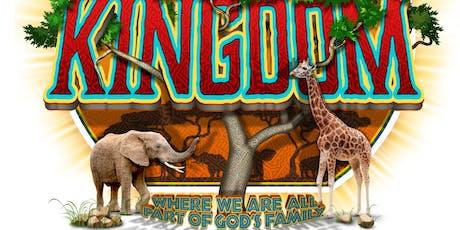 Библейская Неделя Для Детей 2019 Jamii Kingdom tickets