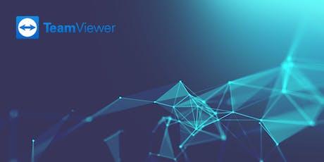 TeamViewer: eficiencia con  Acceso Remoto, IoT y Realidad Aumentada tickets