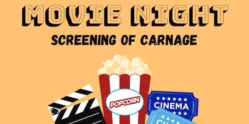 VSA Movie Night: Carnage
