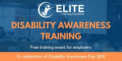 FREE: Disability Awareness Training