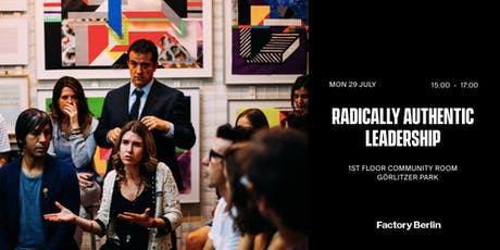 Radically Authentic Leadership  tickets