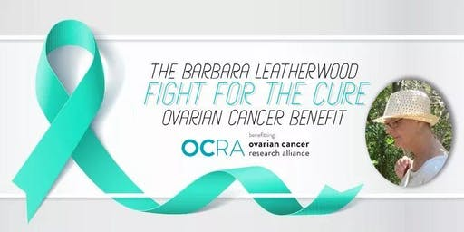 Barbara Leatherwood fight for the Cure for Ovarian Cancer Music Benefit