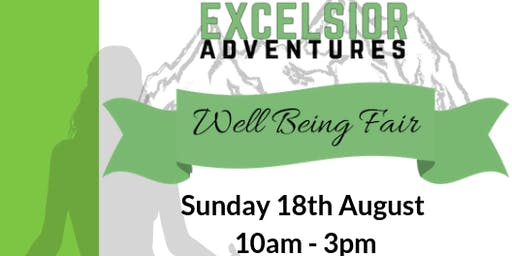 Excelsior Adventures Well-being Fair
