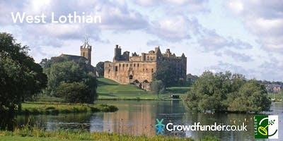 Crowdfund Scotland: West Lothian - Broxburn