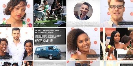 Business Networking | Marketing & Branding Event |  Master Wealth Network tickets