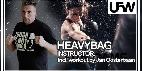 HEAVY BAG INSTRUCTOR  tickets