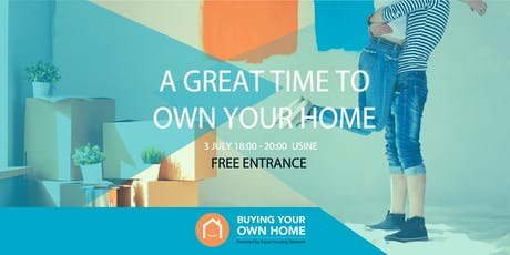 Buying Your Own Home -  Eindhoven Edition tickets