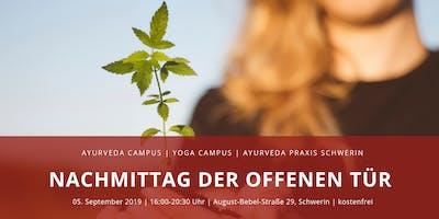 Ayurveda, Yoga, Massagen - Nachmittag der offenen Tür :)