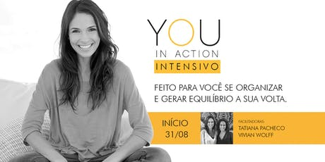 You in Action INTENSIVO ingressos