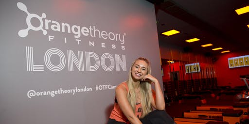 Orangetheory Workout with Nutritionist & Personal Trainer Rhiannon Lambert