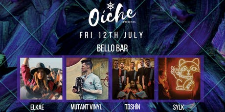 Oíche Presents: Electro, Funk, Reggae & Soul Night. tickets