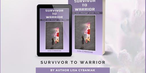 Survivor to Warrior Book  Launch