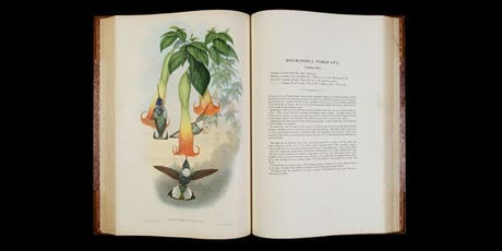 Handling Session: Books from the Ruskin Collection  tickets