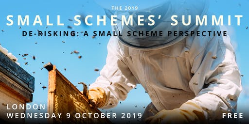 Small Schemes' Summit 2019