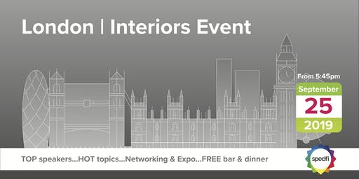 Specifi London 2  - INTERIORS EVENT