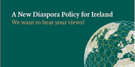 New Diaspora Policy for Ireland tickets