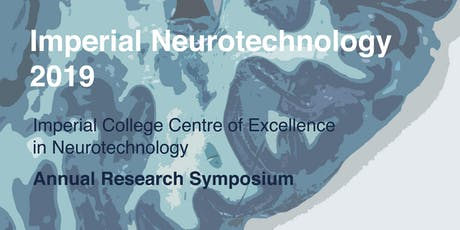 Imperial Neurotechnology 2019 tickets